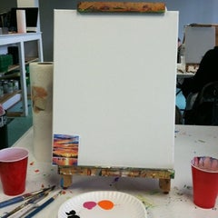 Photo taken at Premier Eco Paints by Dirk D. on 8/25/2012