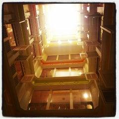 Photo taken at Albert Court Village Hotel by Adrian C. on 8/1/2012