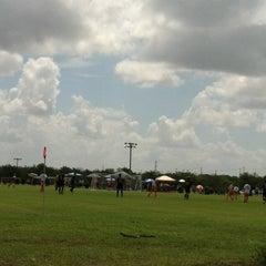 Photo taken at Alamo Sportsplex by CindyGayle F. on 8/26/2012
