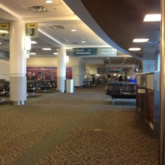 Photo taken at Gulfport-Biloxi International Airport (GPT) by Andrea V. on 8/27/2012