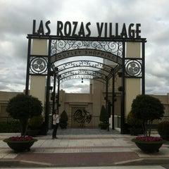Photo taken at Las Rozas Village by Jorge M. on 5/8/2012
