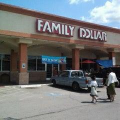 Photo taken at Family Dollar by J Raheem Harris C. on 6/17/2012