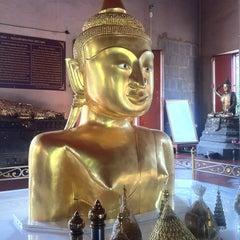 Photo taken at วัดพระทอง (หลวงพ่อพระผุด) (Wat Phra Thong) by Rungkarn W. on 5/23/2012