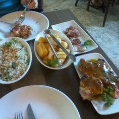 Photo taken at O Bom Galeto by Beto M. on 3/4/2012