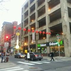 Photo taken at Chinatown by Sa Rah G. on 2/10/2012