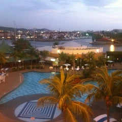 Photo taken at Hotel Aqua Vi Suites by Ronald R. on 7/17/2012