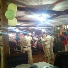 Photo taken at El Tejaban by Christopher L. on 7/28/2012