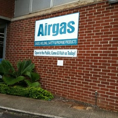 Photo taken at AirGas GasPro by Matt Z. on 6/13/2012