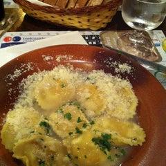 Photo taken at Ristorante Menabrea by Margarita V. on 9/9/2012