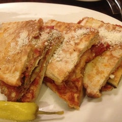 Photo taken at Russo's Coal-Fired Italian Kitchen by Jennifer R. on 5/12/2012