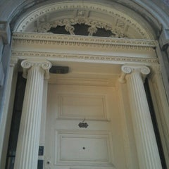 Photo taken at Merchant's House Museum by Raul J. on 8/26/2012
