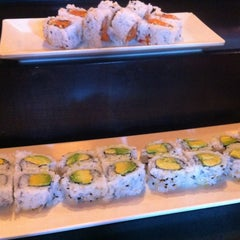 Photo taken at Crazy Rock'N Sushi by Terry H. on 8/30/2012