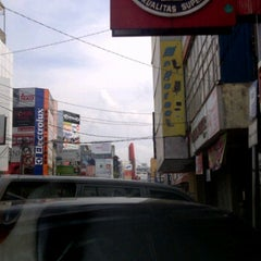 Photo taken at Pinangsia Street by Donny G. on 2/5/2012