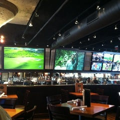 Photo taken at Jerry Remy's Sports Bar & Grill by Francisco R. on 9/1/2012