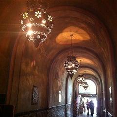 Photo taken at Hotel Figueroa by Beth S. on 7/3/2011