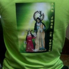 Photo taken at San Jose De Trozo Parish by Gerry R. on 5/6/2012