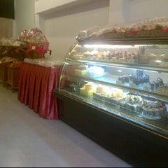 Photo taken at De Cafe (Ruko Bandar) by Shalikhin S. on 1/21/2012