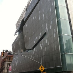 Photo taken at Cooper Union - Foundation Building by Andrew L. on 9/4/2011