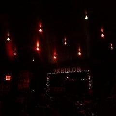 Photo taken at Zebulon by A'yen T. on 1/9/2012