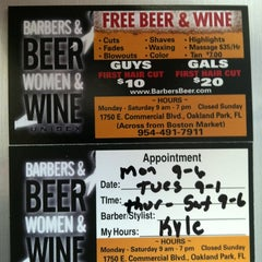 Photo taken at Matty's on the Drive by Barbers & B. on 7/30/2012