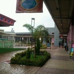 Photo taken at Coacalco Power Center by Carlos E. on 7/14/2012