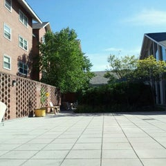 Photo taken at The quad by Eugene S. on 11/29/2011