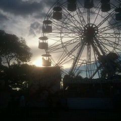 Photo taken at Nicolândia Center Park by Eleide P. on 6/2/2012