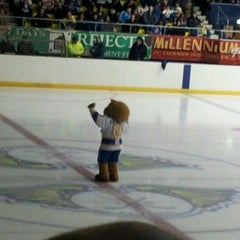 Photo taken at Fife Ice Arena by Neil C. on 1/21/2012