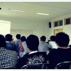 Photo taken at Universitas Methodist Indonesia by Yuga T. on 9/21/2011