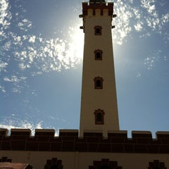 Photo taken at Faro Monumental by Rodrigo A. on 11/18/2011