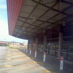 Photo taken at Terminal Rodoviário Internacional de Itajaí (TERRI) by Aruanan N. on 12/24/2011