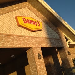 Photo taken at Denny's by Brandon R. on 6/26/2012