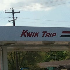 Photo taken at Kwik Trip by Lori P. on 8/16/2011