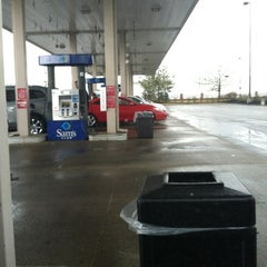 Photo taken at Sam's Club Fuel Station by Taylor P. on 2/24/2012