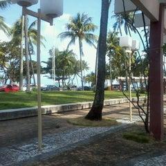 Das Foto wurde bei Segundo Jardim de Boa Viagem von Thiago Antonio B. am 9/9/2012 aufgenommen