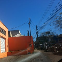 Photo taken at Rua Sergipe by Danielly S. on 7/1/2012
