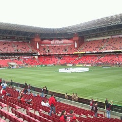 Photo taken at Arena da Baixada by Wagner F. on 12/4/2011