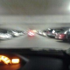 Photo taken at Logan Airport Employee Parking Garage by Amy S. on 11/7/2011