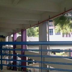 Photo taken at Fakulti Sains Komputer Dan Matematik UiTM by Hariz P. on 12/6/2011