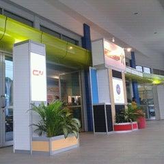 Photo taken at SCOMDEX 2011 Surabaya by Rianto G. on 11/3/2011