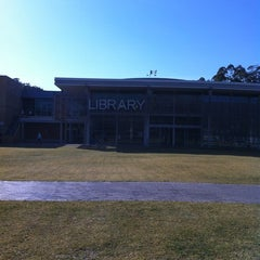 Photo taken at University of Newcastle (Central Coast Campus) by Pat N. on 8/29/2012