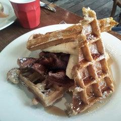 Photo taken at Corelli's Cafe by Kelvin L. on 4/22/2012