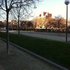 Photo taken at Parque de Ginebra by Carlos G. on 1/12/2011