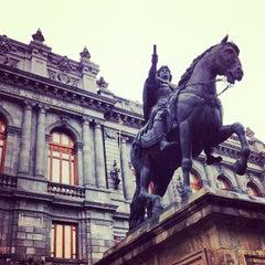 Photo taken at Museo Nacional de Arte (MUNAL) by Flp A. on 9/13/2012