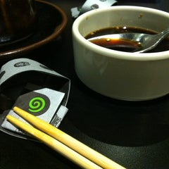 Photo taken at Sushi Roll by Grubas S. on 6/26/2012