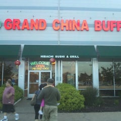 Photo taken at Grand China Buffet by Z G. on 9/9/2011