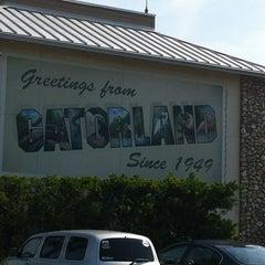 Photo taken at Gatorland by Natalia R. on 7/3/2012