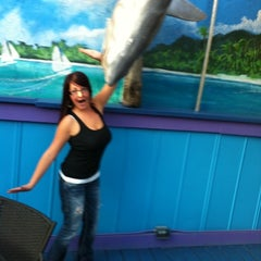 Photo taken at Gaspars Patio Bar & Grille by Hollison K. on 3/14/2011