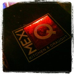 Photo taken at MexiBBQ Kitchen & Draught by Michaela M. on 2/1/2012