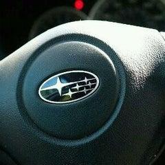 Photo taken at Patriot Subaru by Lindsay M. on 8/23/2011